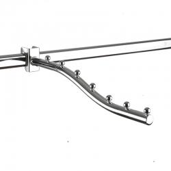 Кронштейны на овальную трубу