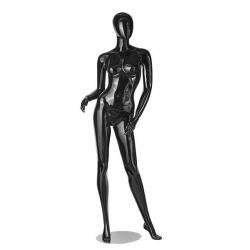 Манекены глянцевые VIRTUAL BLACK&WHITE