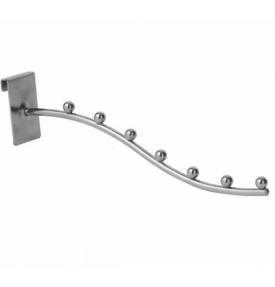 Кронштейн на решетку с 7-ю шариками 8003