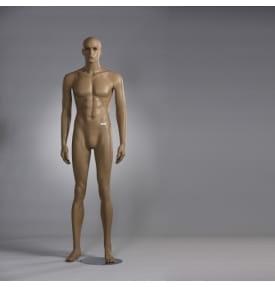 Манекен мужской телесный TM-9