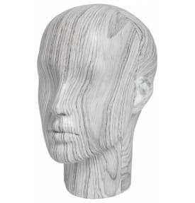 """Голова женская имитация """"дерево"""" MTM-W-3"""