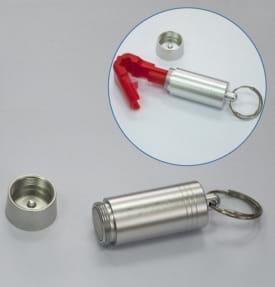 Ключ для противокражного замка S-058