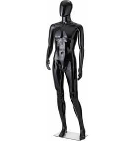 Манекен мужской глянцевый без лица MA-1