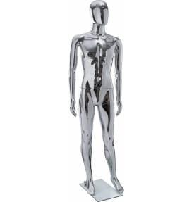 Манекен мужской глянцевый без лица ME-2