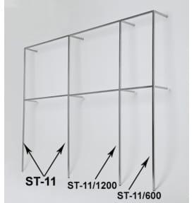 Дополнительная секция L=600 мм ST-11/600