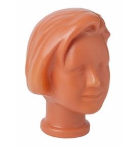 Манекен головы детский(девочка) Г-103Д