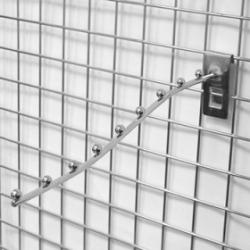 Кронштейны и крючки для решетки