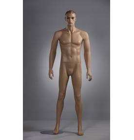 Манекен мужской телесный TM-4