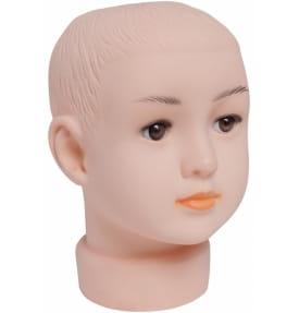 Голова детская 1709-WJZ-2