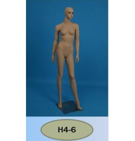 Манекен женский H4-6
