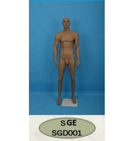 Манекен мужской SGE-SGD001