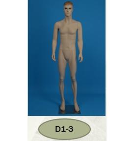 Манекен мужской D1-3