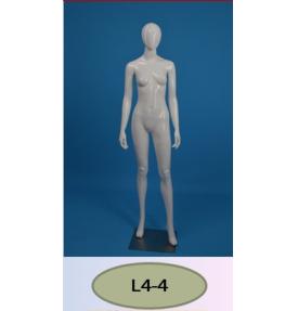 Манекен женский глянцевый L4-4