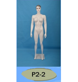 Манекен женский глянцевый P2-2