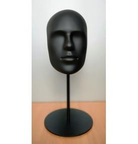 Голова мужская на металлической подставке 1503