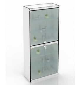 Витрина стеклянная с подсветкой В-306-Д