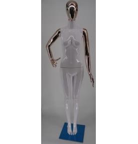 Манекен женский глянцевый C03B