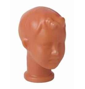 Манекен головы детский(мальчик) Г-103М